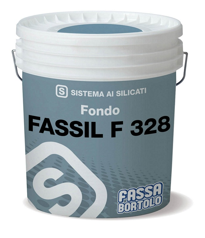 FASSA FASSIL F328 - SILICATE PRIMER 14L(Available to be tinted to a wide range of colours, please call for more information.)
