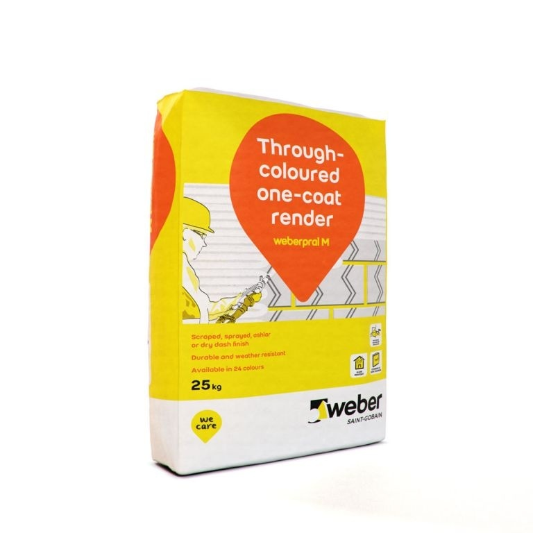 WEBERPRAL M - 25KG Available online in Webers 4 standard colours