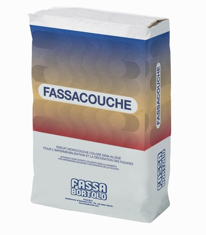 FASSACOUCHE THROUGH COLOURED/SCRATCHED RENDER (in various colours)