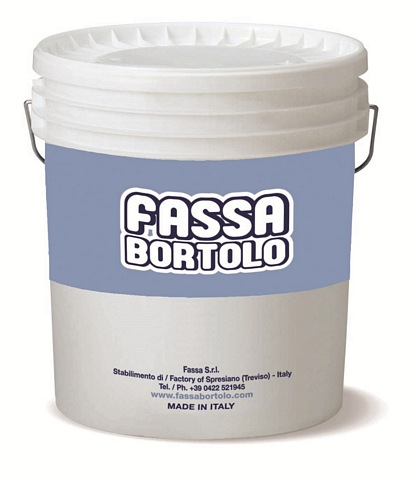 FASSA AG 15 - Dispersion of synthetic resins for cement based products 20kg.  (Available to be tinted in various colours, please call for more information.)