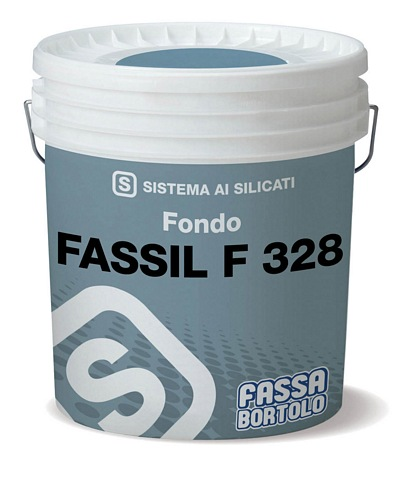 FASSA FASSIL F328 - SILICATE PRIMER 14L(Available to be tinted in various colours, please call for more information..)