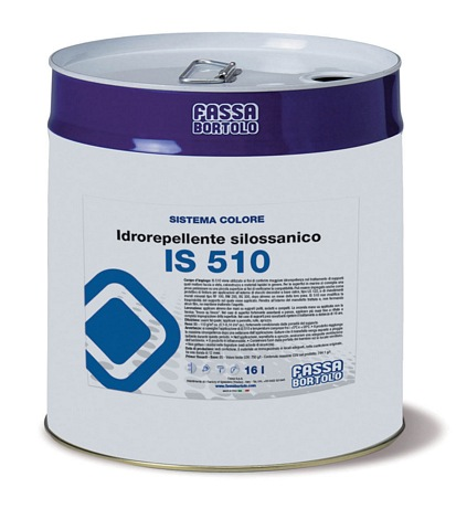 FASSA IS 510 - SILOXANE WATER REPELLENT 5L