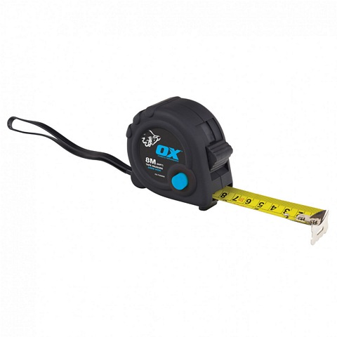 OX Trade Tape Measure 5M