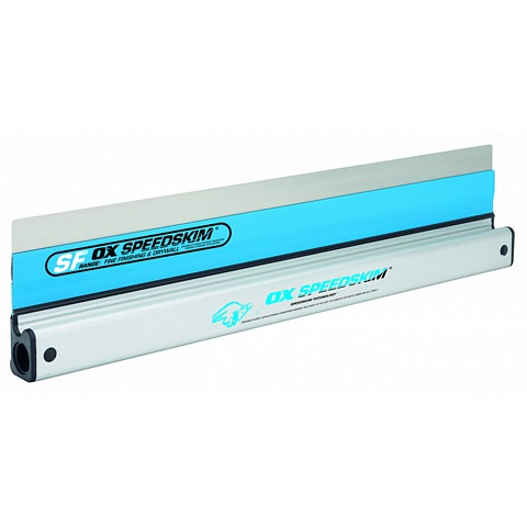 OX Speedskim Stainless Flex Finishing Rule - SF(Various Sizes)