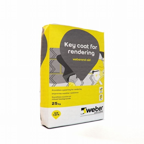 WEBEREND AID 25KG Equalises suction on mixed backgrounds