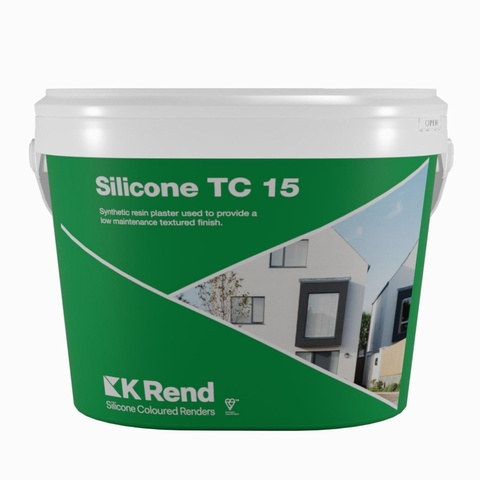 K-REND SILICONE TC15 25kg  Various colours available