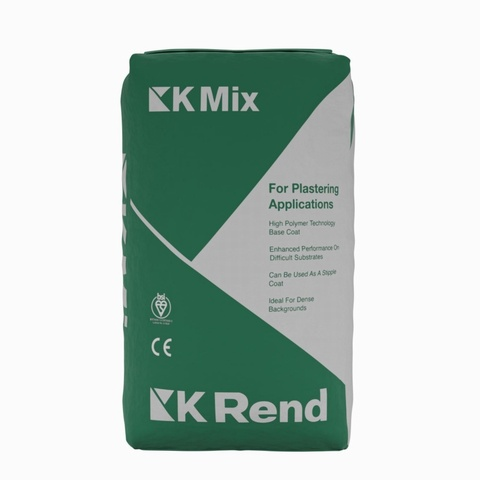 K-REND K MIX GP MORTAR 25kg